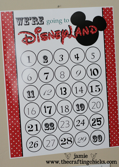 Disney Vacation Ideas And Printables The Crafting Chicks