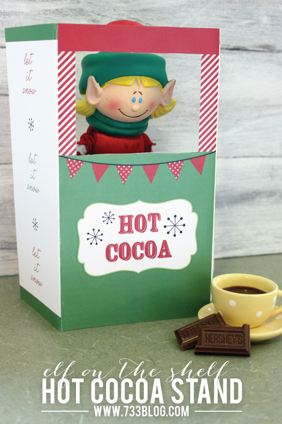 Elf on the Shelf Printables - The Crafting Chicks