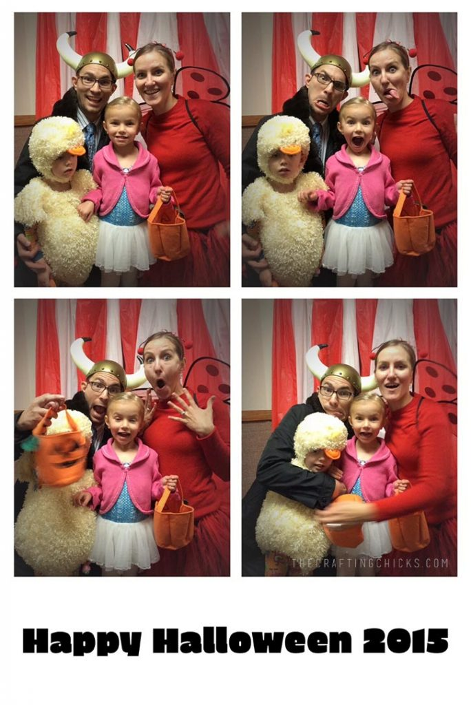 DIY Photobooth | Photobooth Setup | Class Party | School Party | Holiday Party | Halloween Photobooth