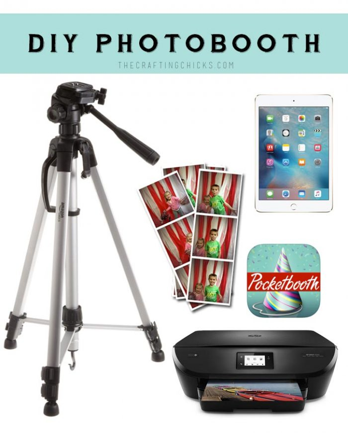 DIY Photobooth | Photobooth Setup | Class Party | School Party | Holiday Party