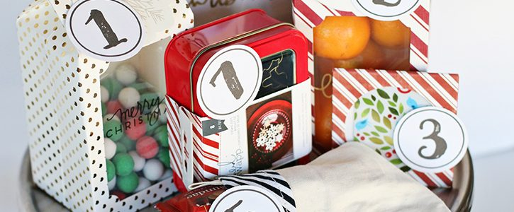 12 Days of Christmas Gift Ideas