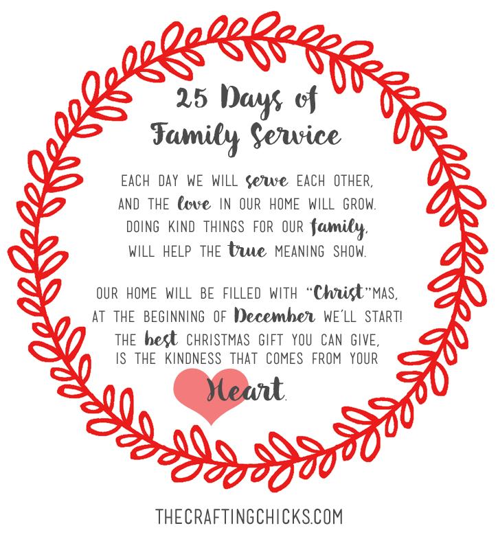 sm family service poem crafting chicks