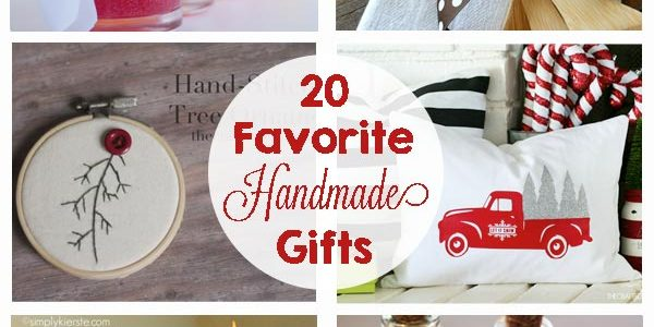Favorite Handmade Christmas Gifts
