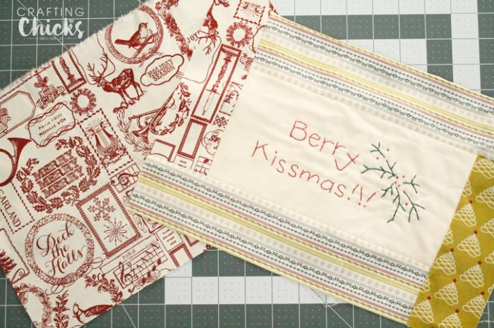 Merry-Kissmass-Pillow-fabric