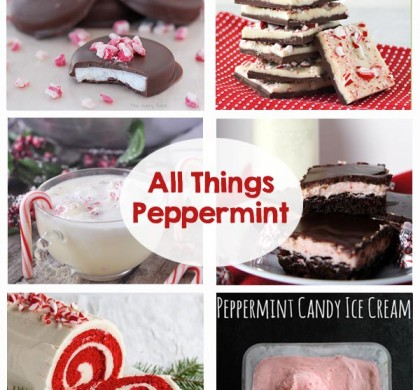 All things Peppermint!