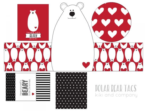 Polar Bear tags