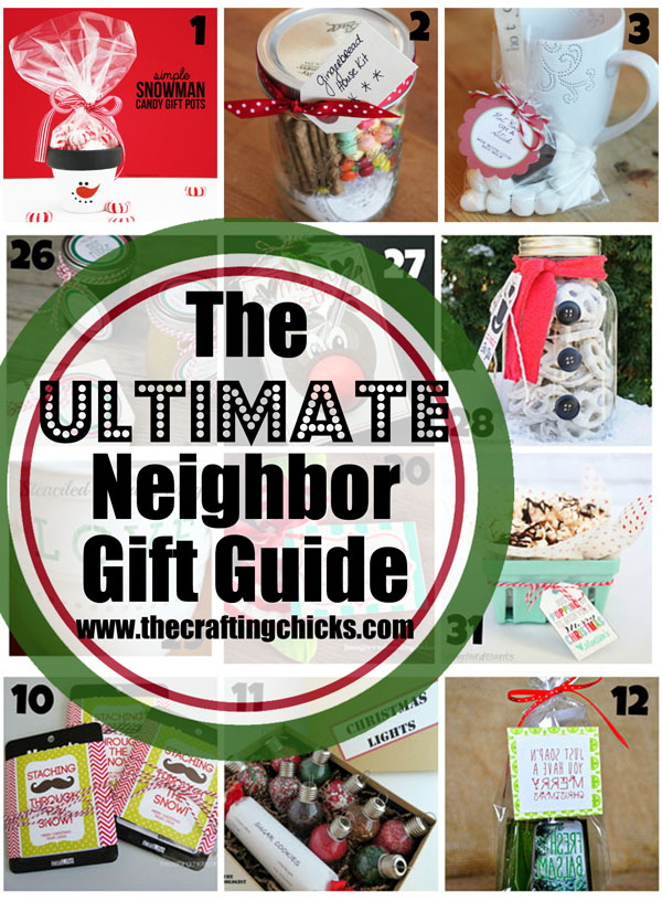 50 of the BEST Neighbor Gifts!