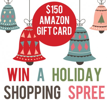 Amazon $150 Giveaway