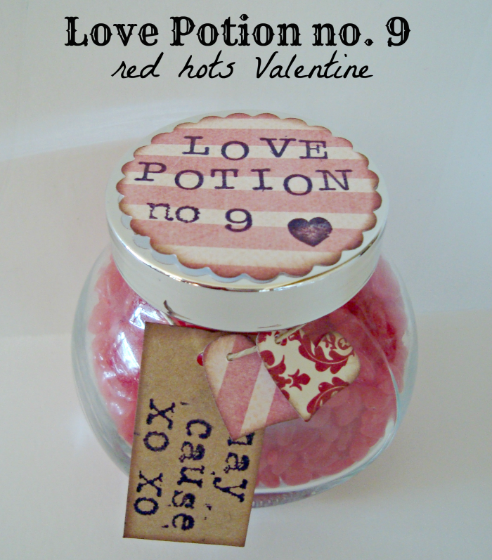 Love Potion No 9 Red Hots Gift at Shaken Together