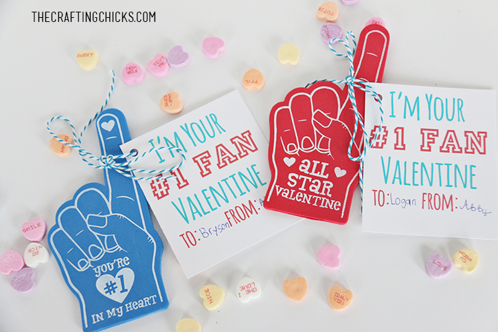 sm fan finger valentine 3