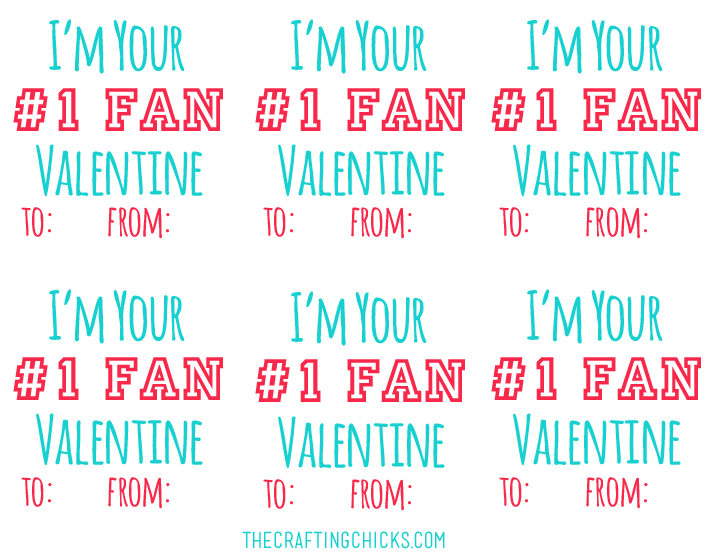 sm fan valentine boy