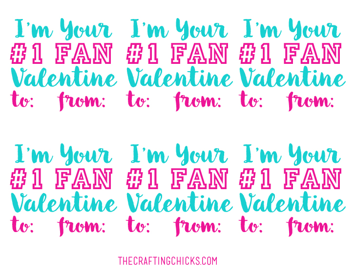sm fan valentine girl