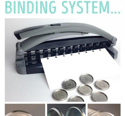 My Favorite Binding System…