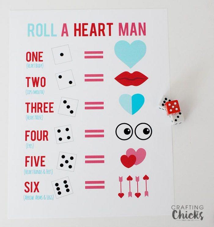 Valentine-heartman