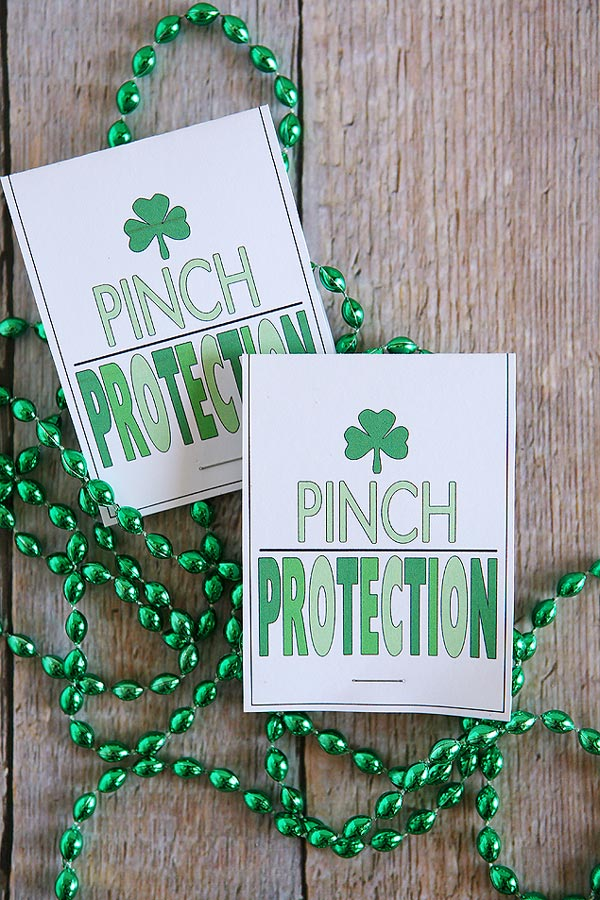 Pinch Protection printbale