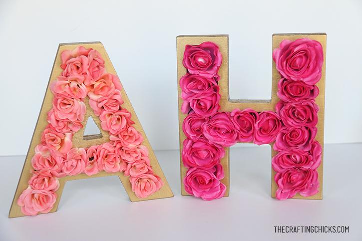 sm floral monogram 5