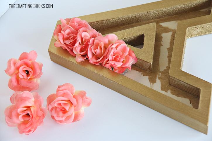 sm floral monogram 9