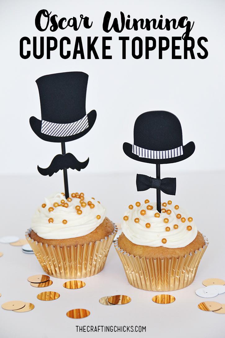 Oscar Winning Cupcakes