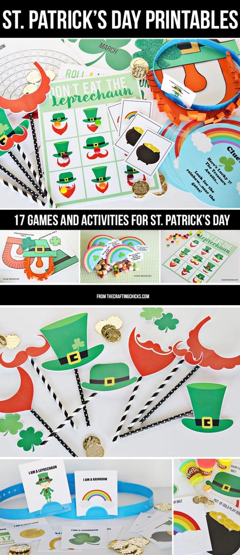 St Patrick Games
