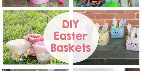 DIY Easter Baskets