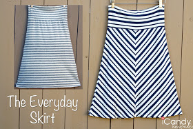 The everyday skirt tutorial
