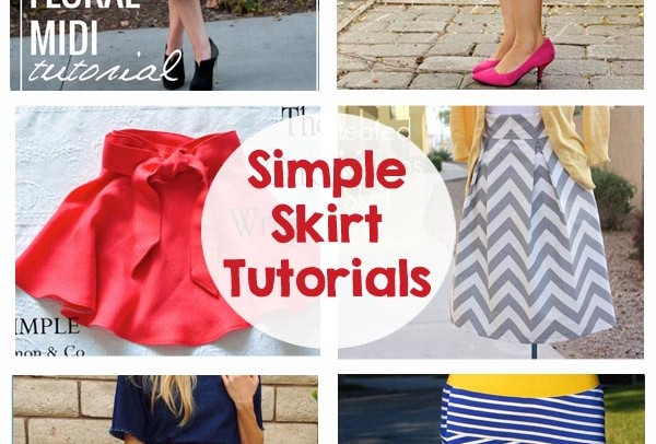 Sewing Skirts Tutorials