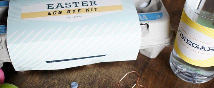 Easter Egg Dye Kit