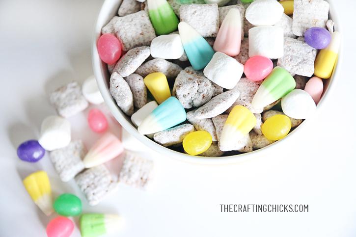 bunny snack mix 1