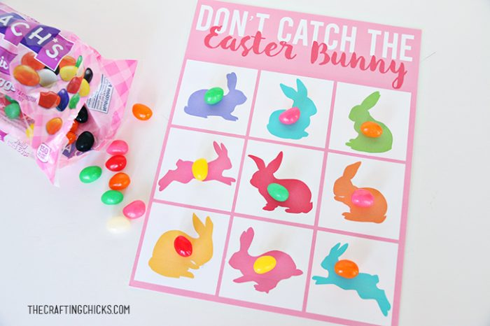 sm easter pack dont catch the bunny