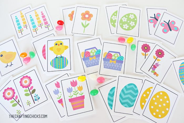 Springtime Printable Pack - Activities, Games, everything you need for an Easter party!