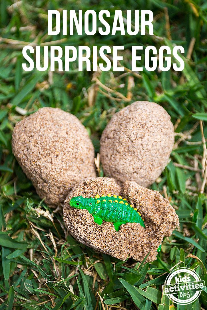 Dinosaur Surpise Eggs