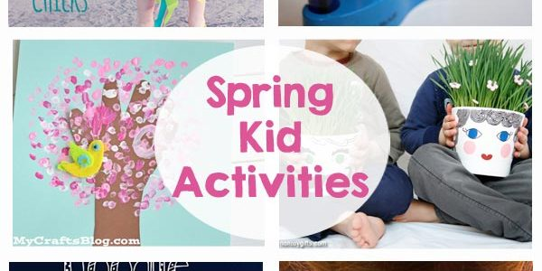 Spring Kid Activities