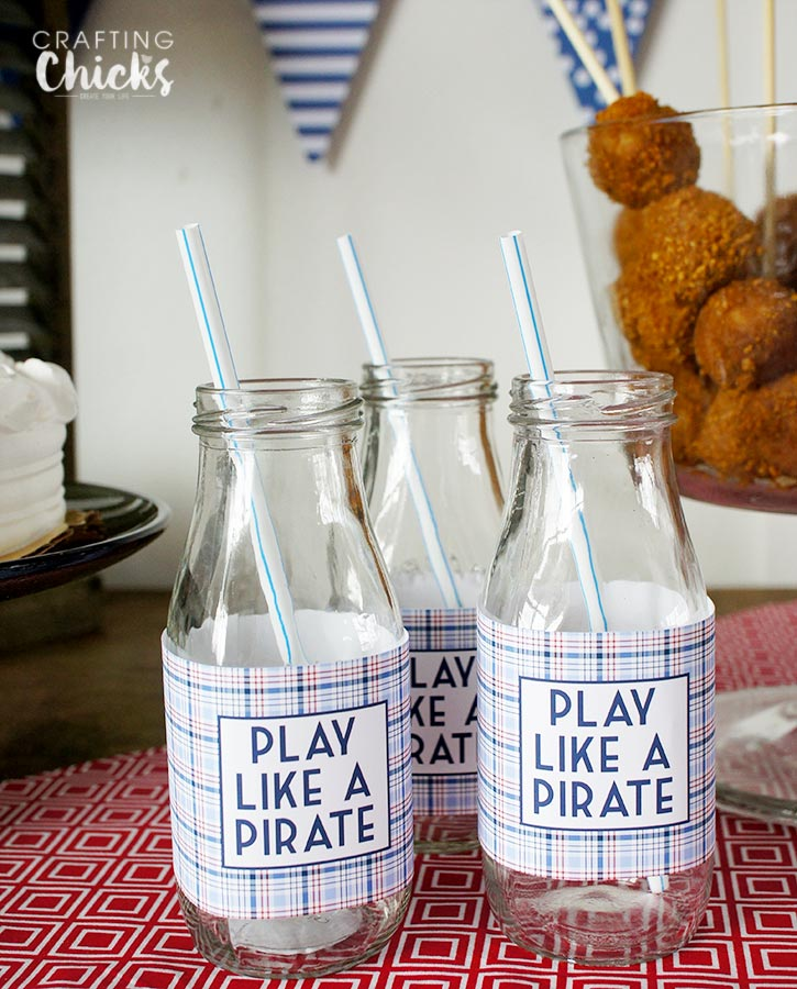 Play Like a Pirate Party