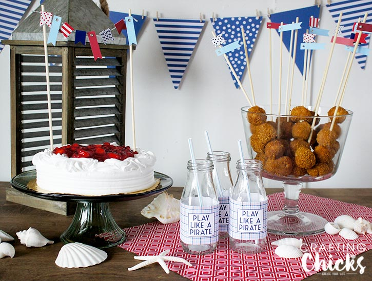Quick Ideas for Nautical Party