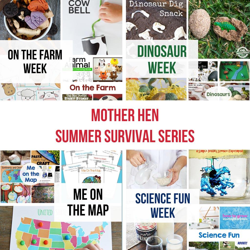mother hen summer series