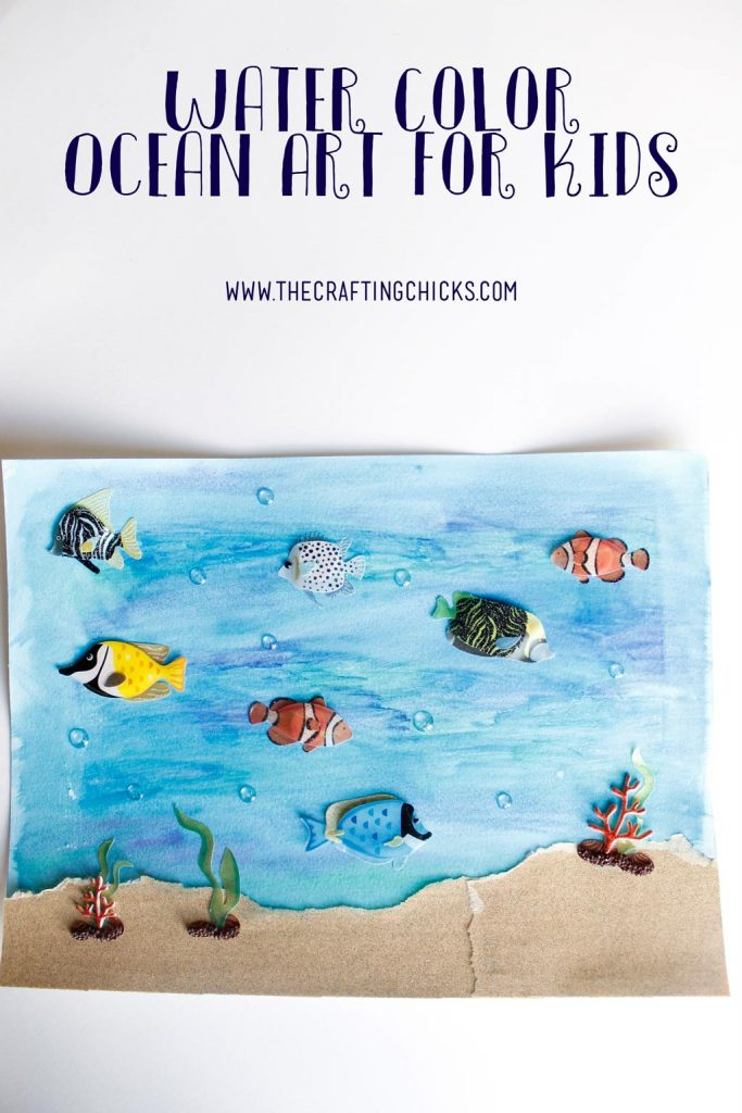 water themed craft ideas water color for the crafting 5705