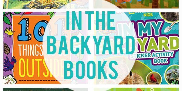 In the Backyard Books