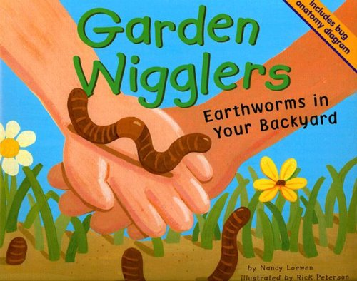 backyard garden wigglers