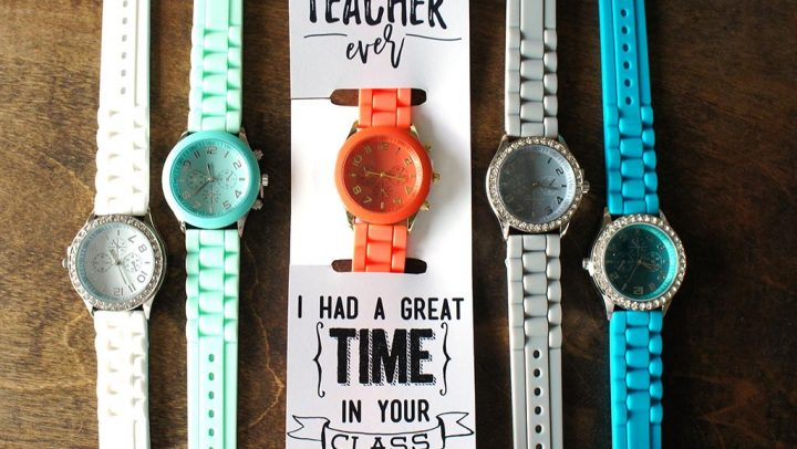 Great Time Teacher Gift