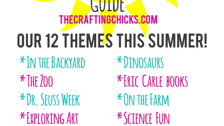 Mother Hen Summer Survival Guide 2016