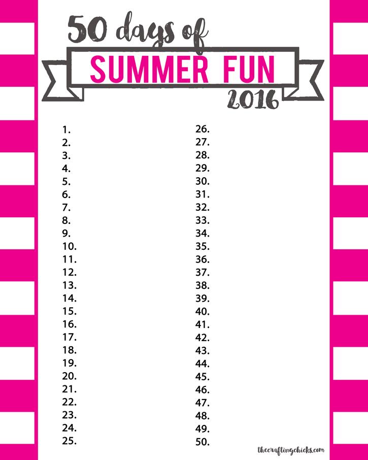 sm 2016 summer fun chart pink