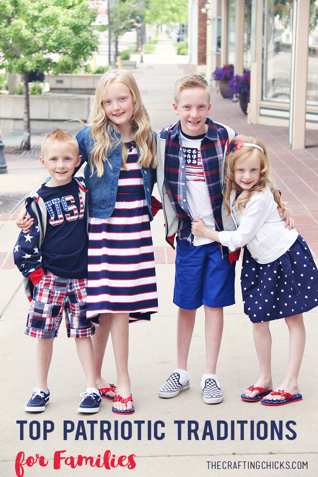 Top Patriotic Traditions for Families