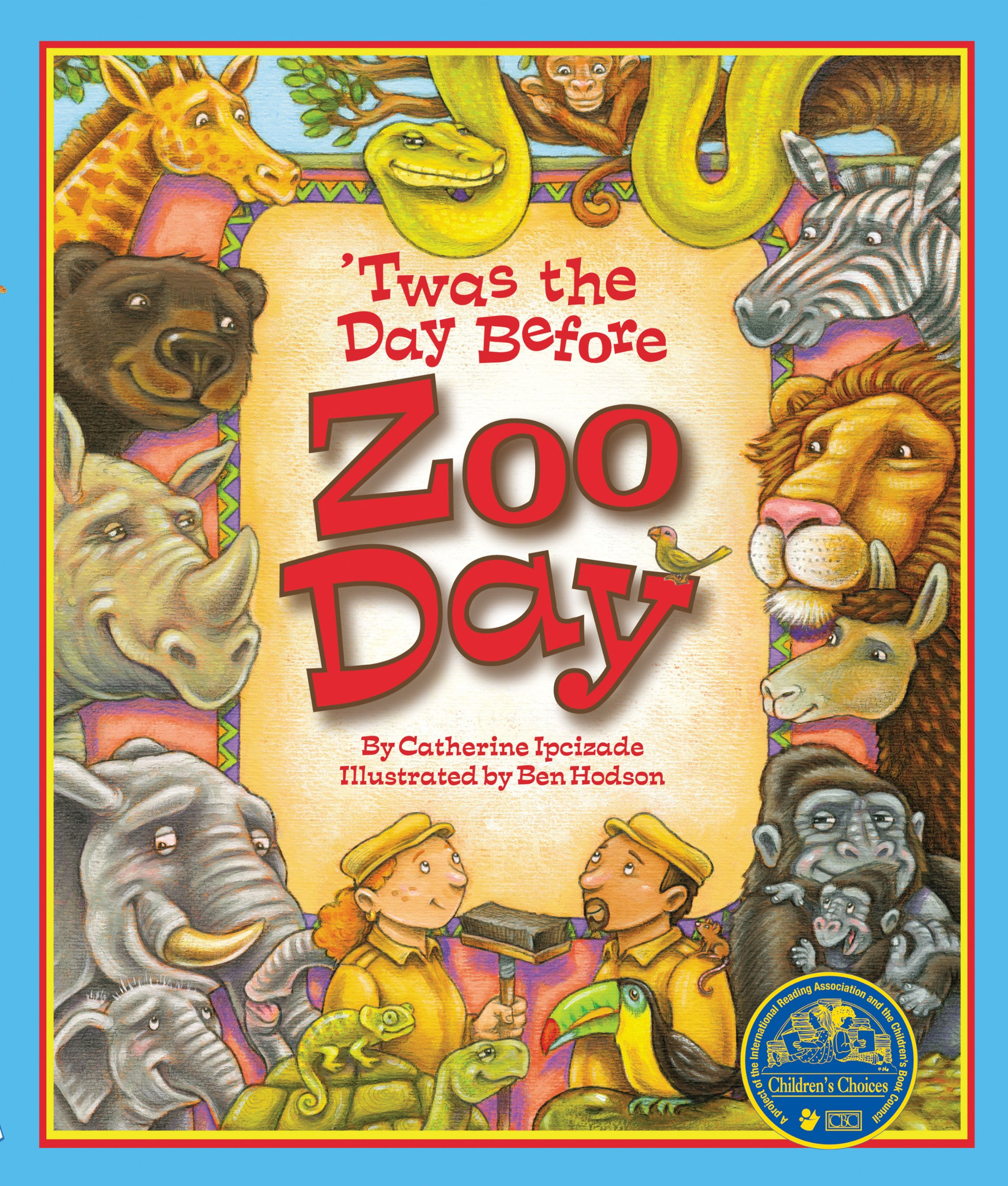 16 Zoo Animal Books for Children