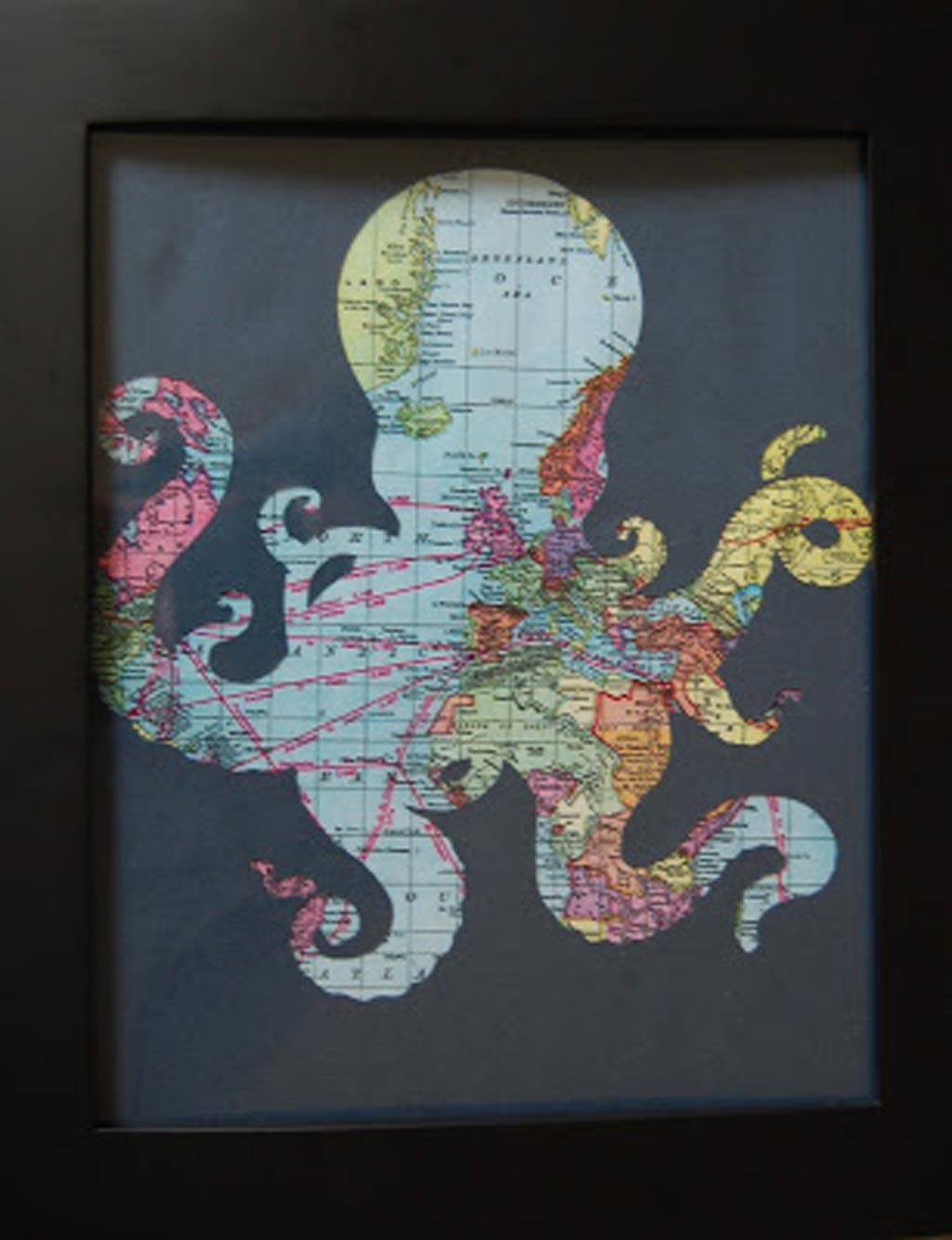 Map Crafts