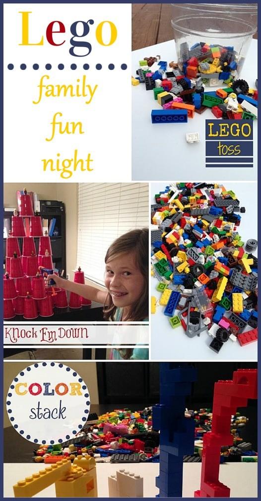 Lego Family Night