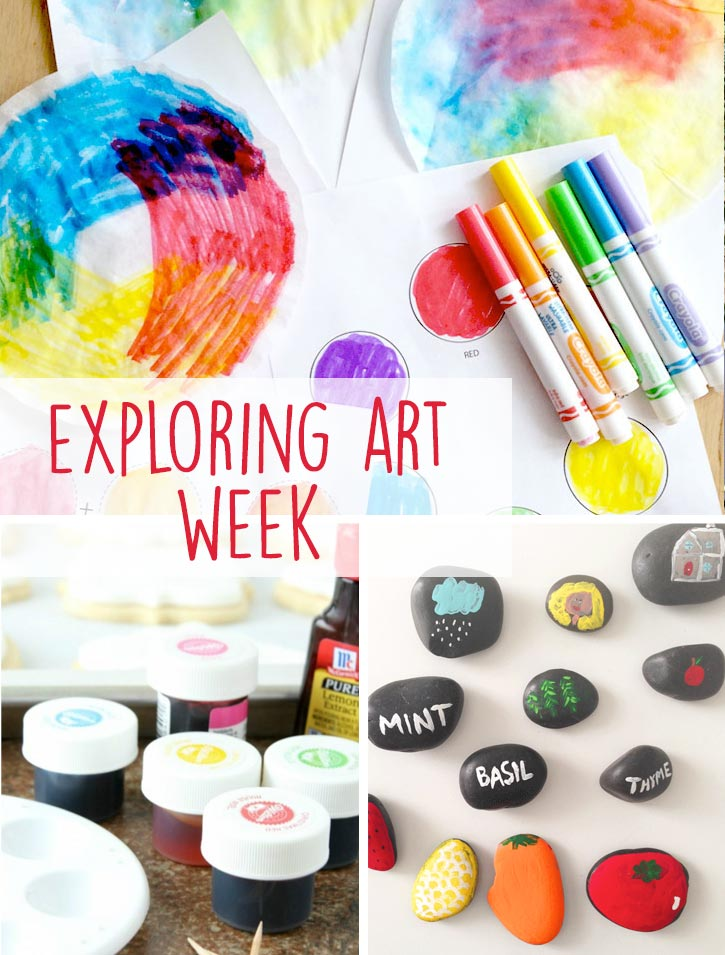 Exploring Art Week