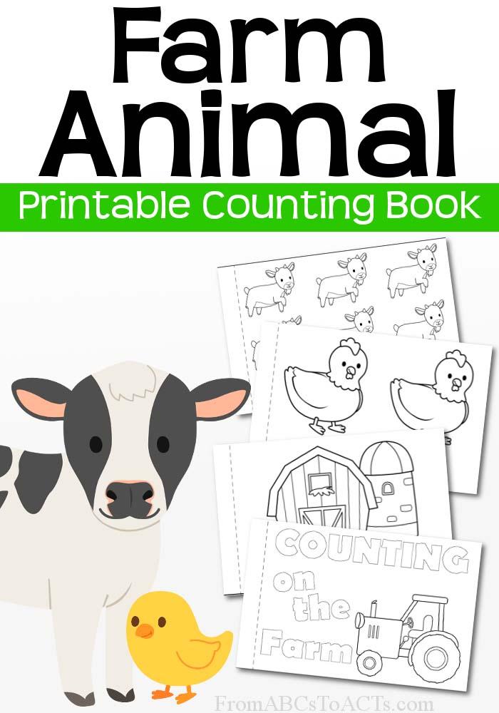 Gutsy image in free printable farm animal cutouts