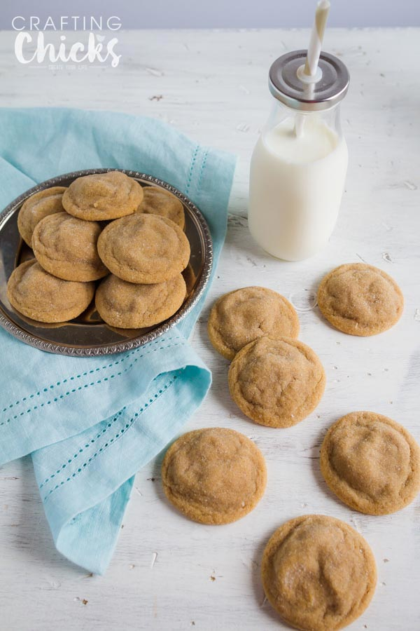 Ginger Ball Cookies