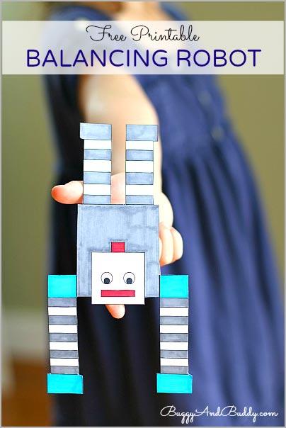 Balancing Robot Printable