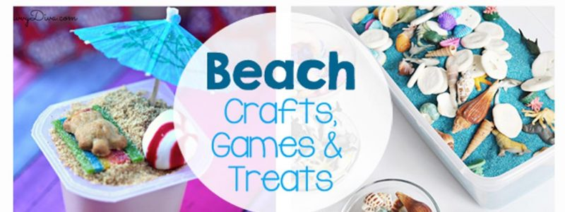 Beach – Crafts, Games and Treats